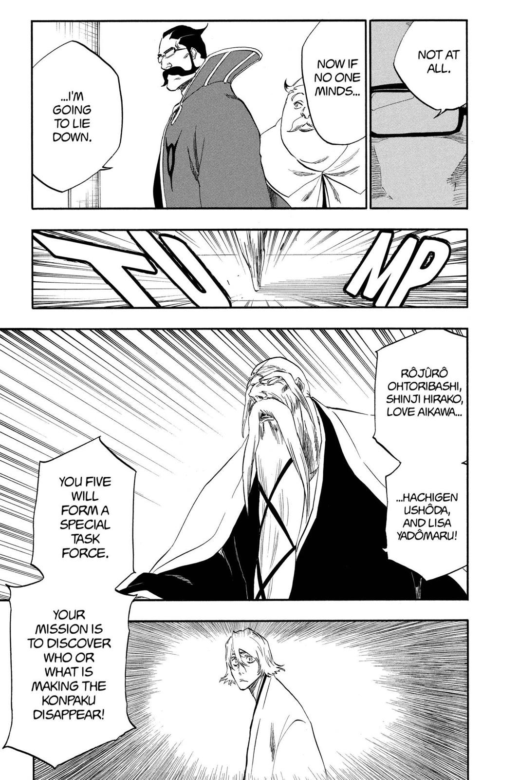 Bleach, Chapter 315.6 image 036