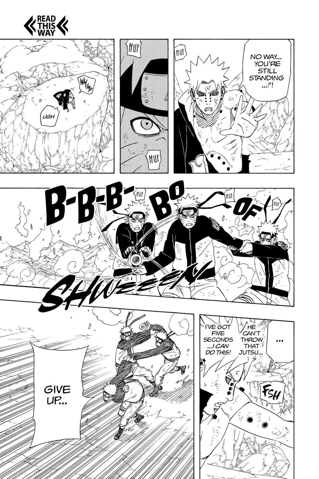 Naruto, Chapter 442 image 017