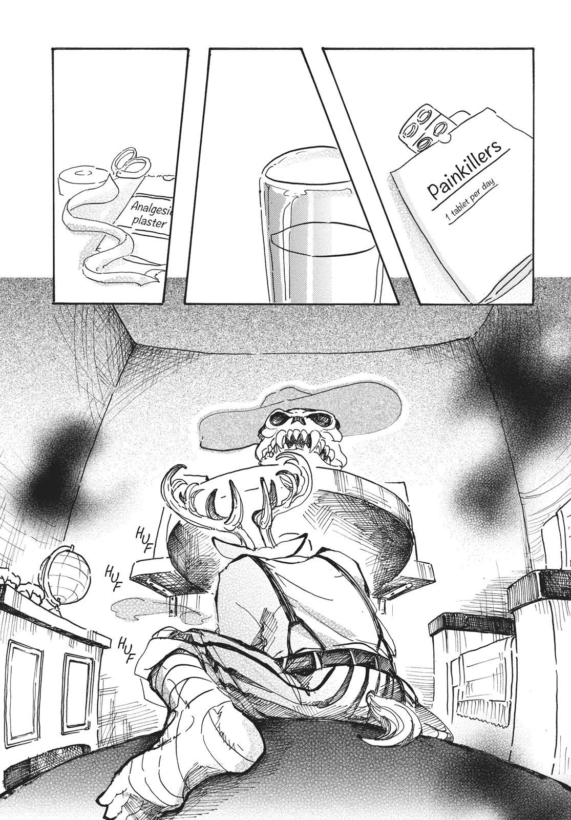 Beastars Manga, Chapter 11 image 007