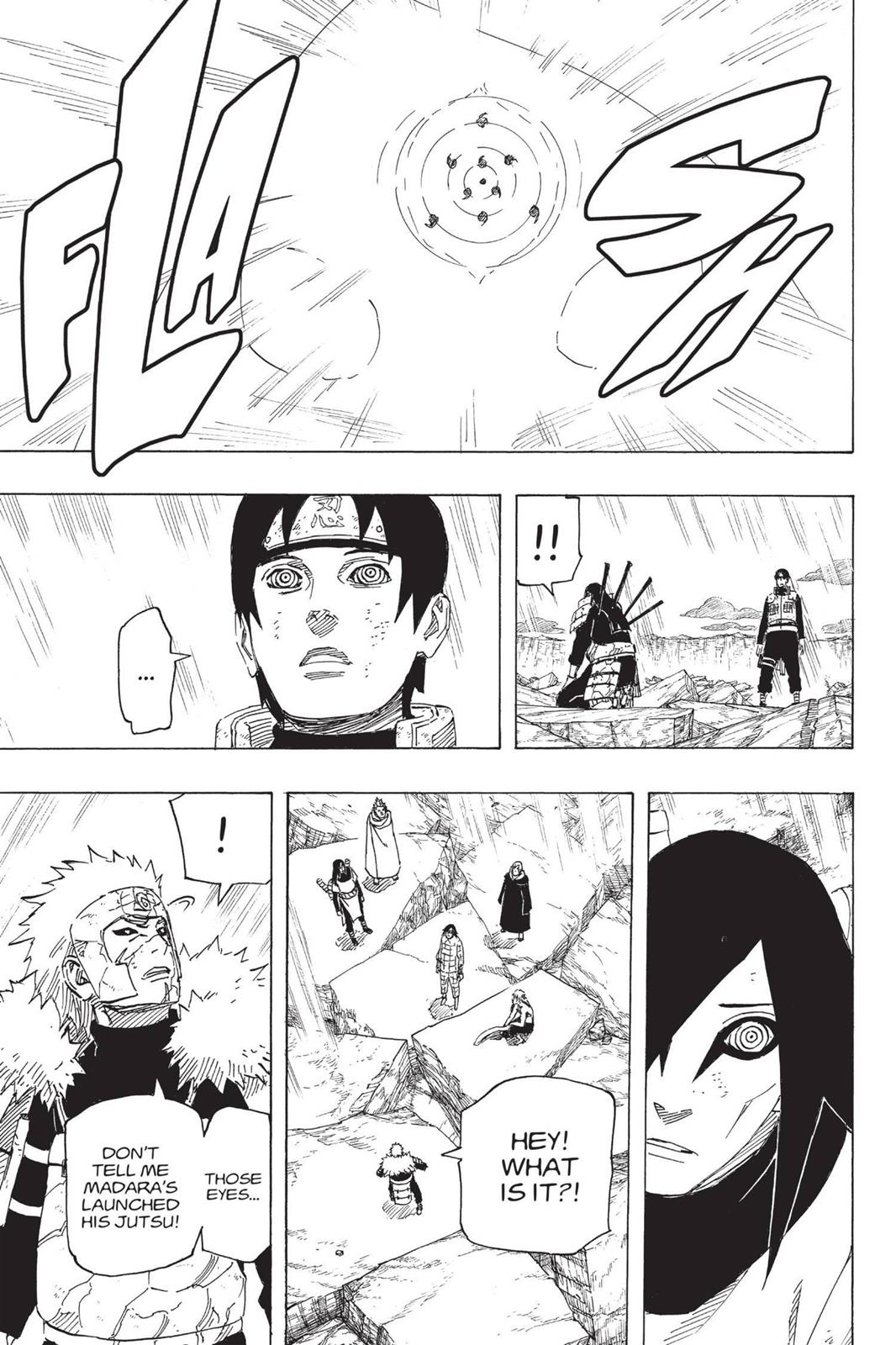 Naruto, Chapter 677 image 008