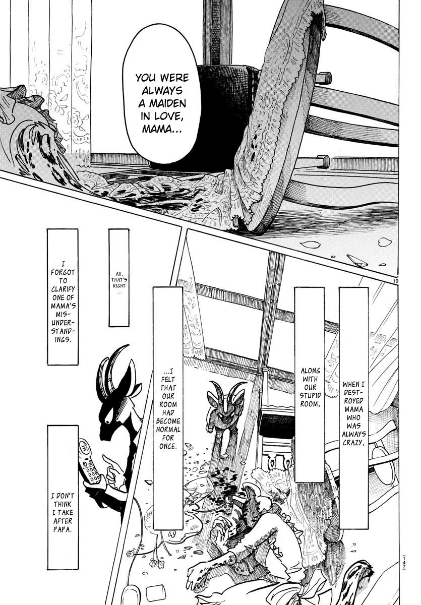 Beastars Manga, Chapter 162 image 019