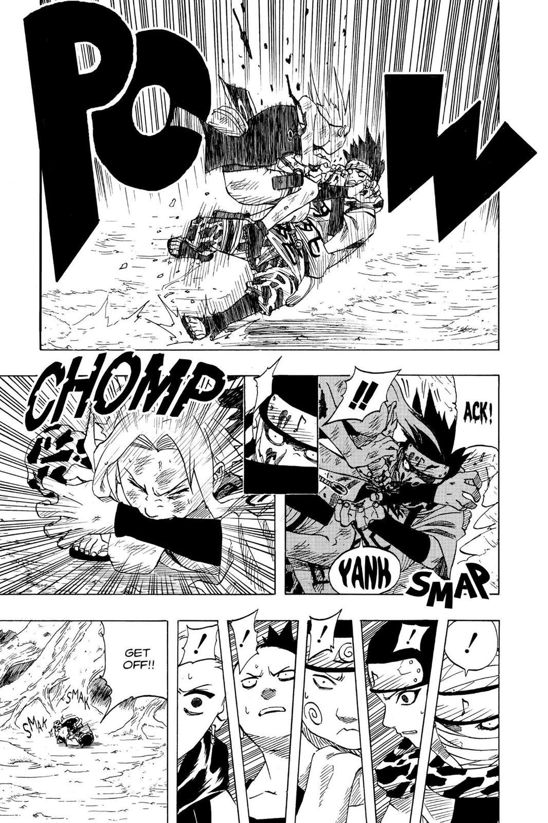 Naruto, Chapter 54 image 009