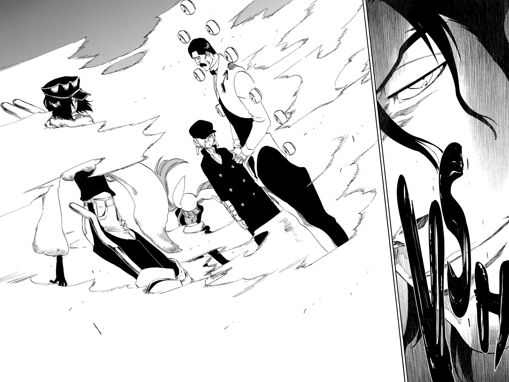 Bleach, Chapter 462 image 018