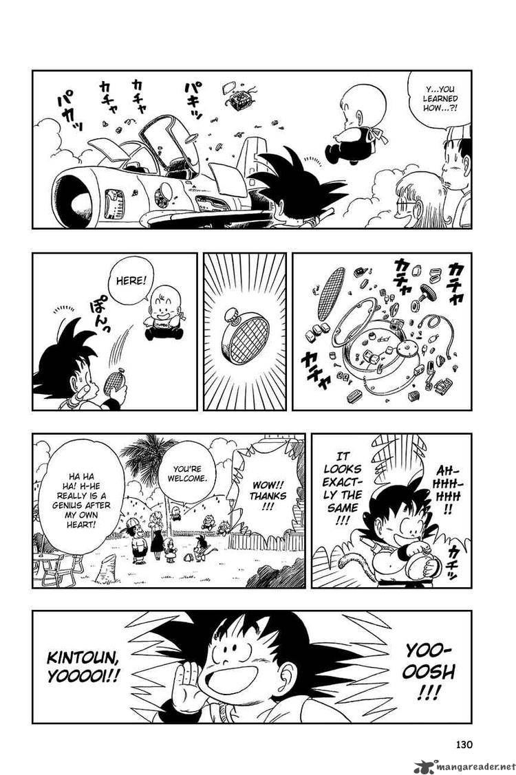 Dragon Ball, Chapter 83 image 013