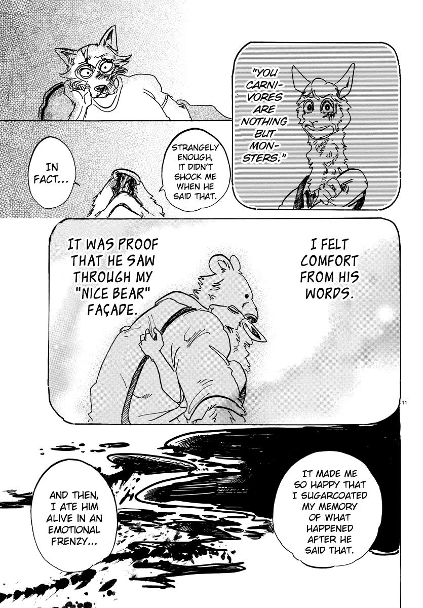 Beastars Manga, Chapter 94 image 011