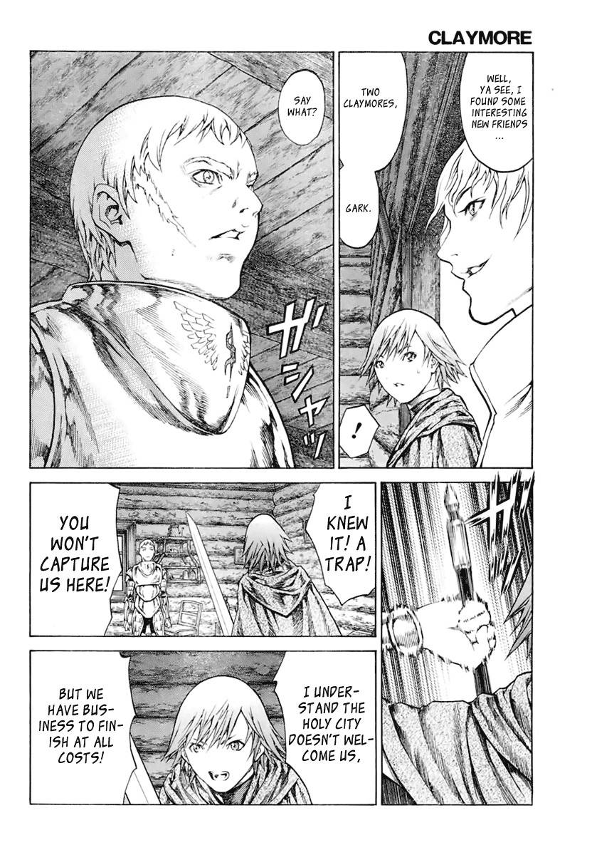 Claymore, Chapter 74 image 010