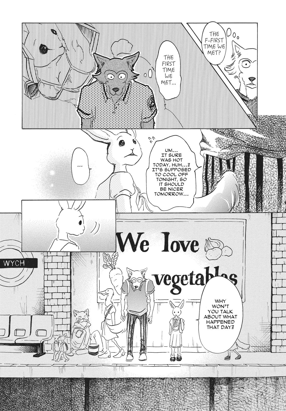Beastars Manga, Chapter 29 image 015