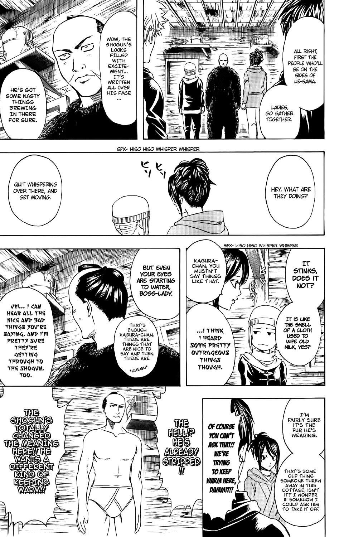 Gintama Chapter, 346 image 011
