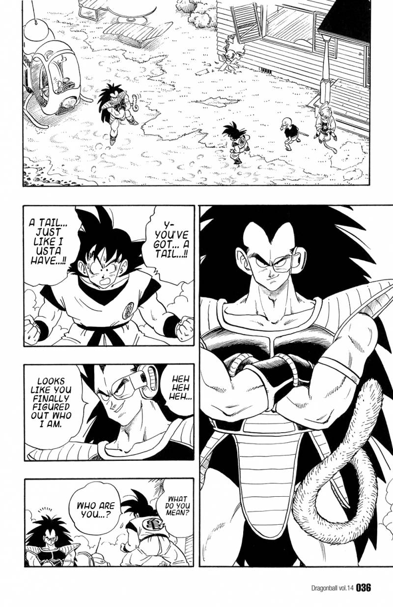 Dragon Ball, Chapter 197 image 002