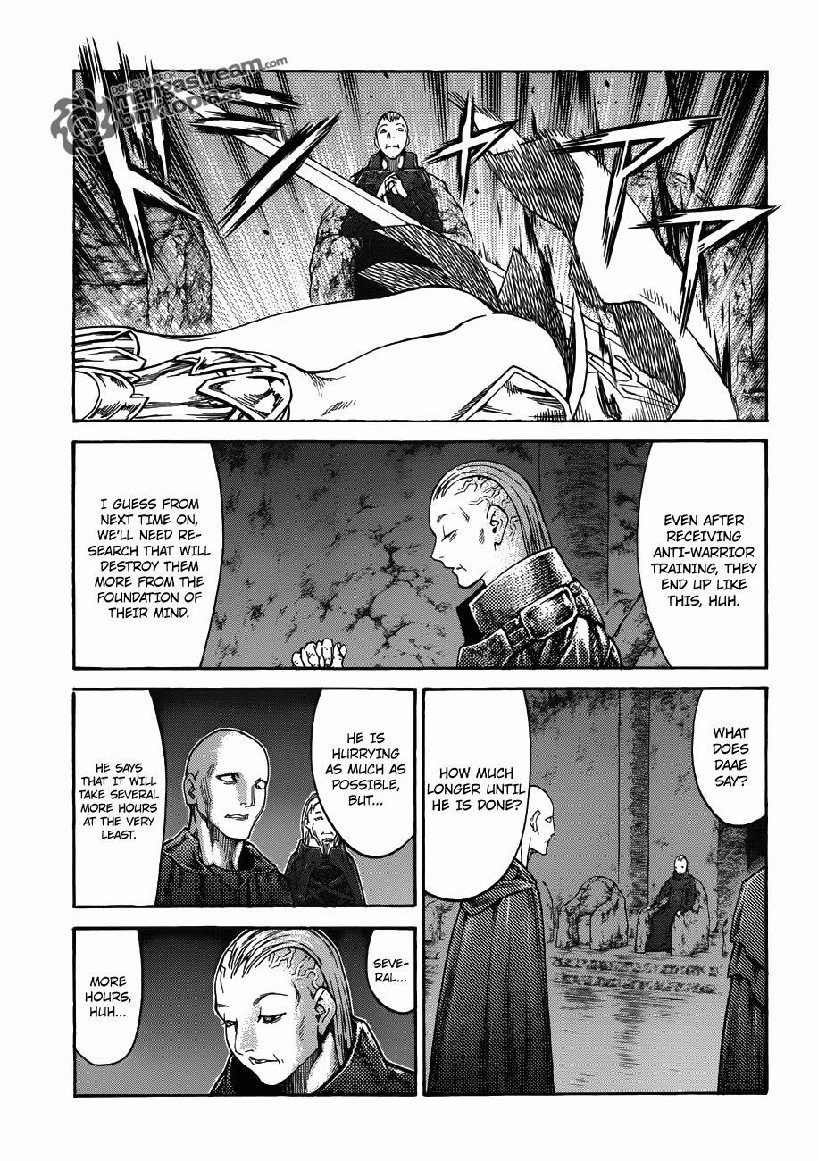 Claymore, Chapter 114 image 016