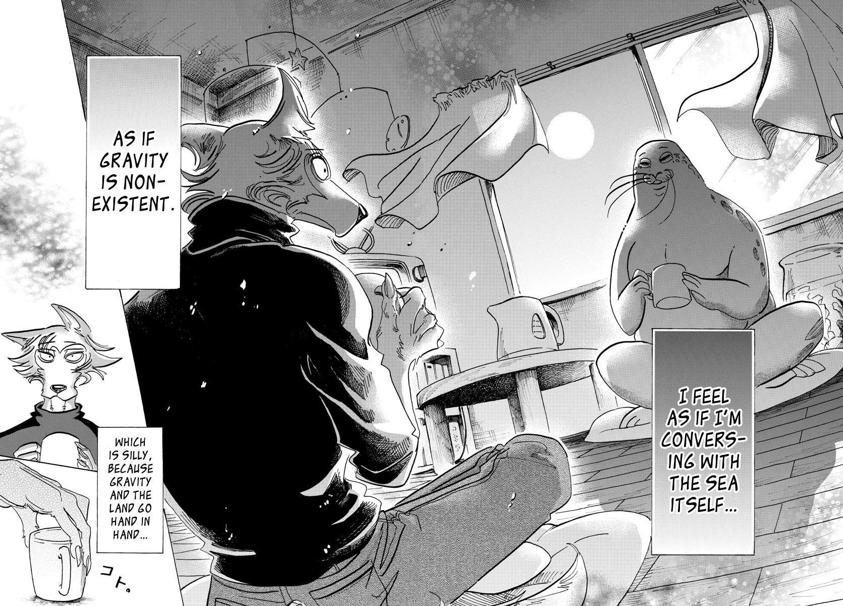 Beastars Manga, Chapter 109 image 018