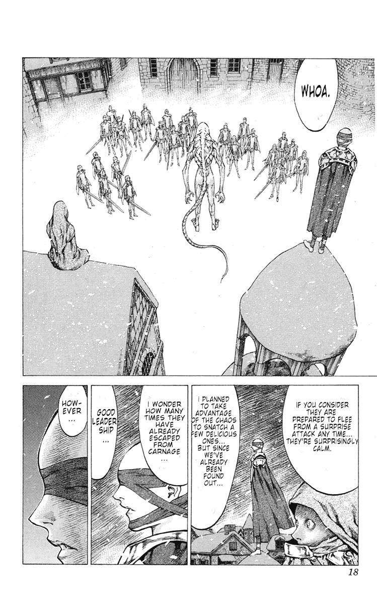 Claymore, Chapter 52 image 019