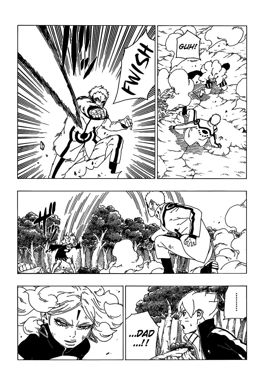 Boruto Manga, Chapter 32 image 025