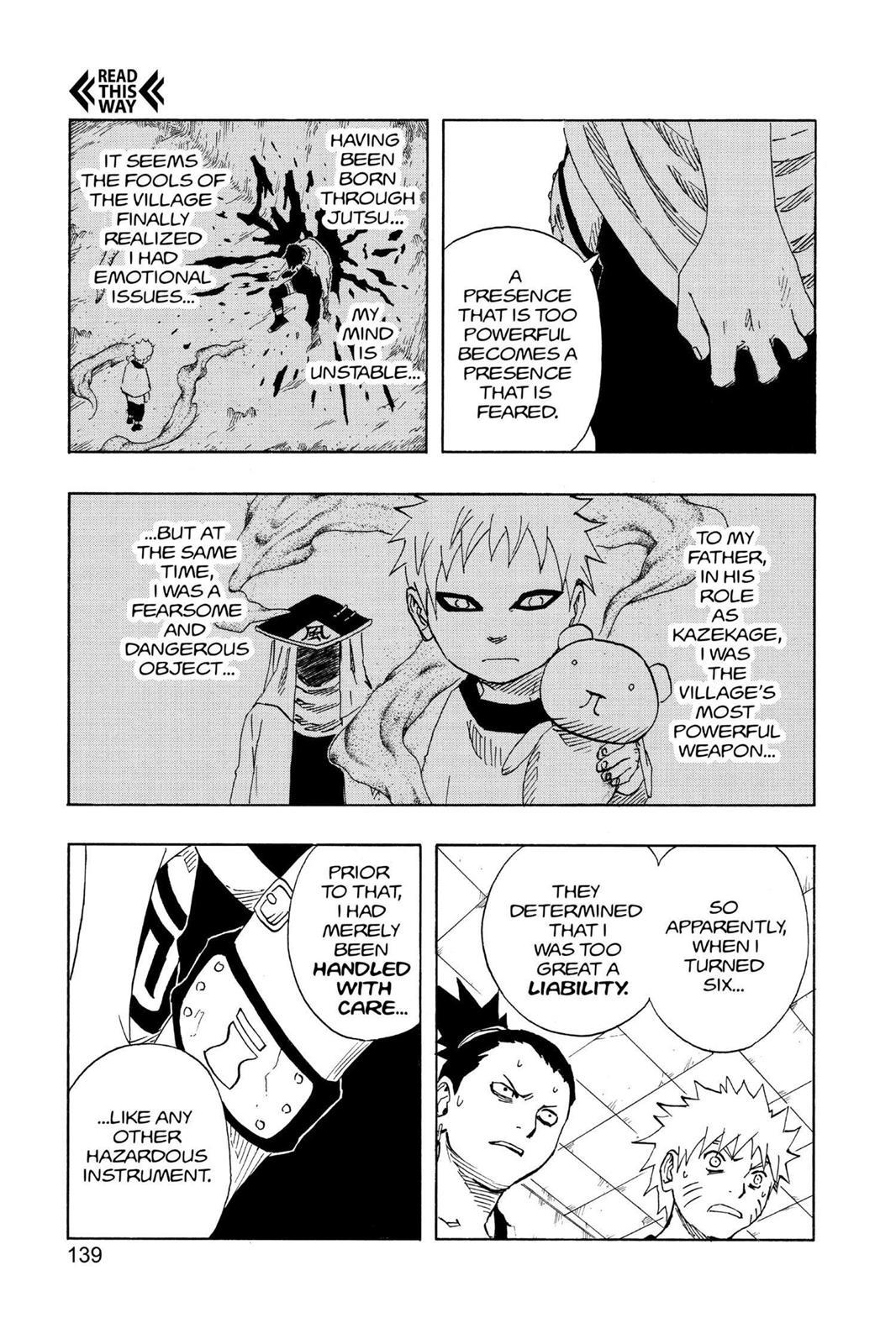 Naruto, Chapter 97 image 013