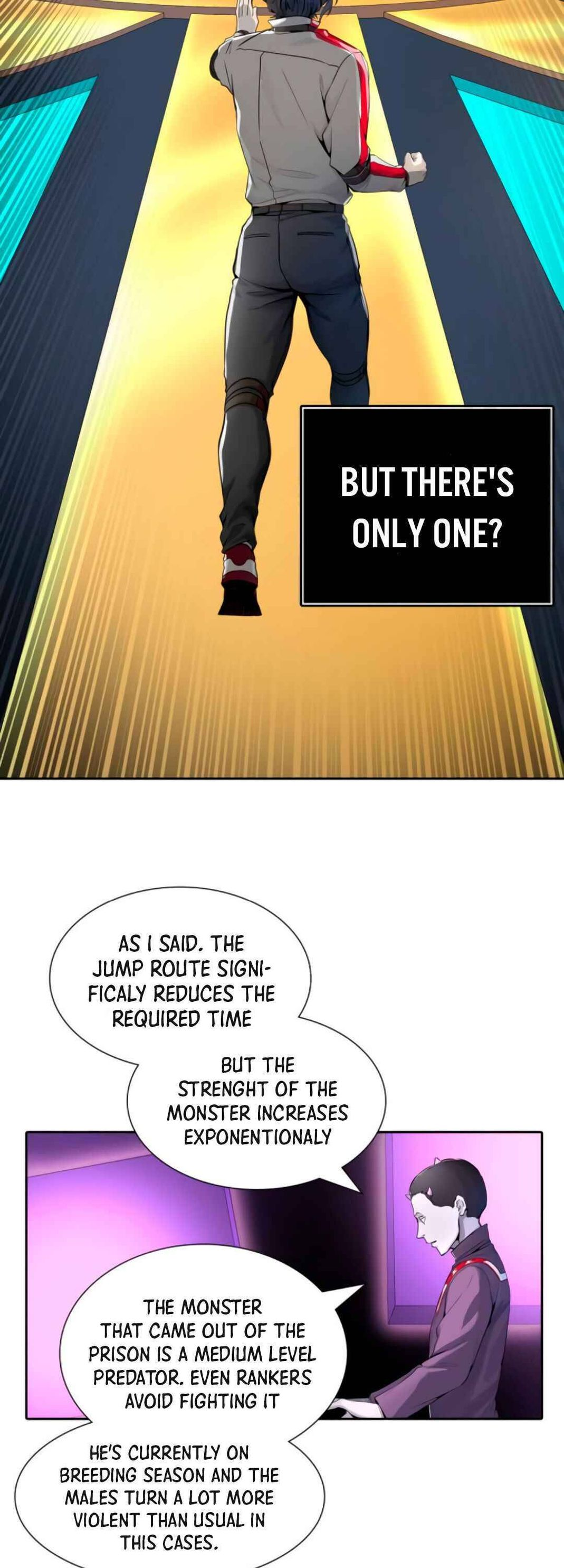 Tower Of God, Chapter 494 image 108