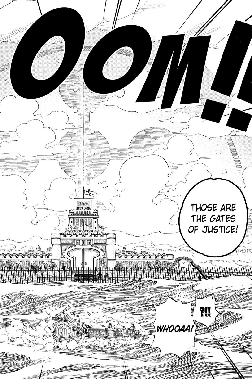 One Piece, Chapter 376 image 008