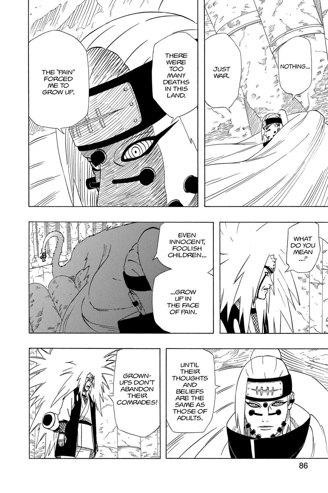 Naruto, Chapter 374 image 008