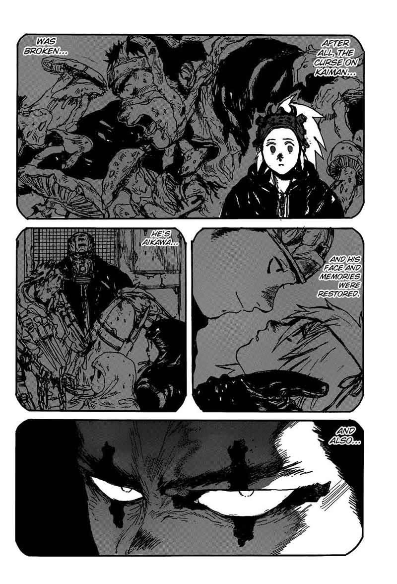 Dorohedoro, Chapter 118 image 009
