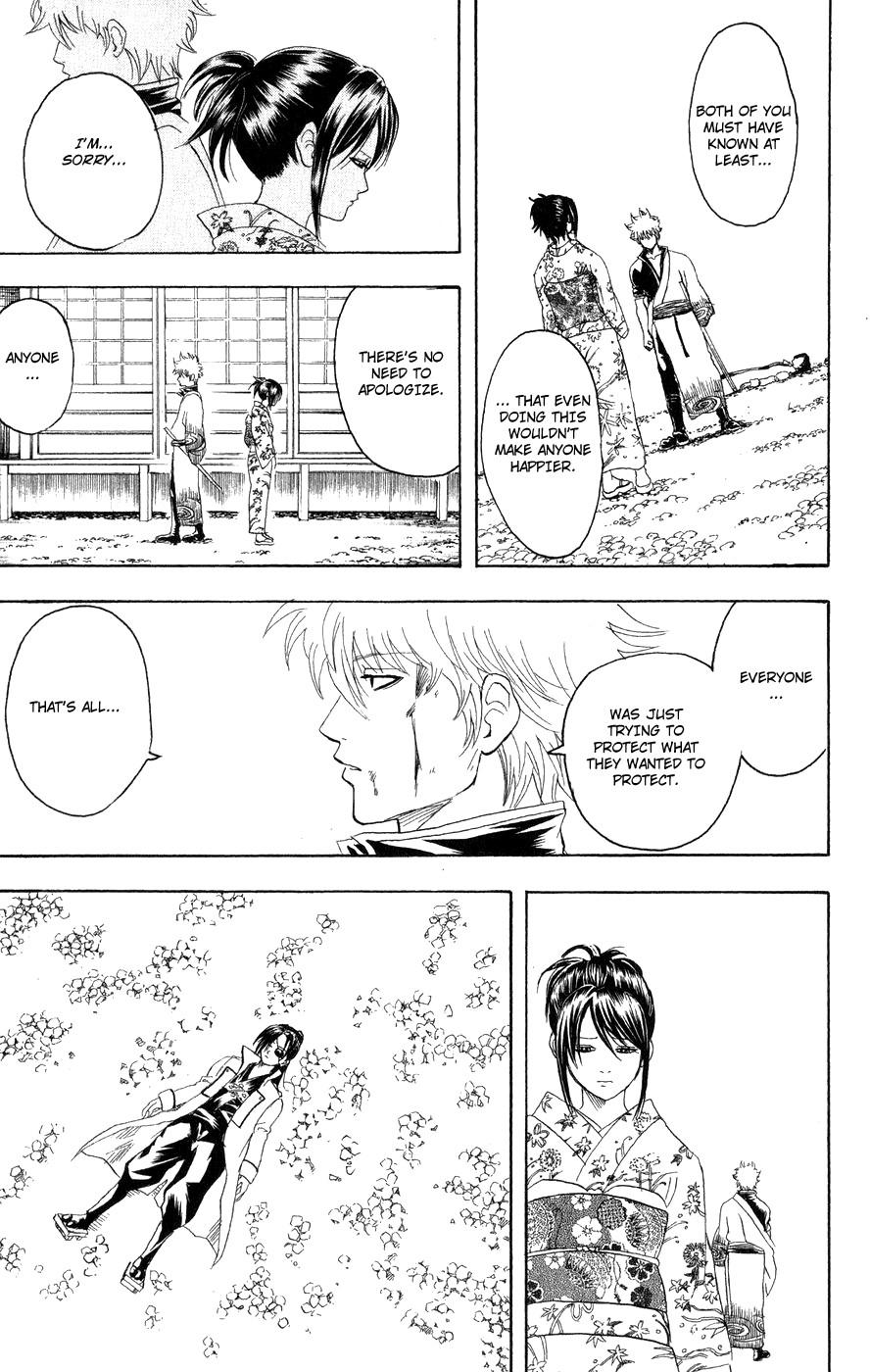 Gintama Chapter, 122 image 025