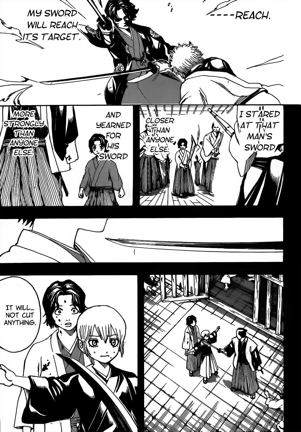 Gintama Chapter, 468 image 003