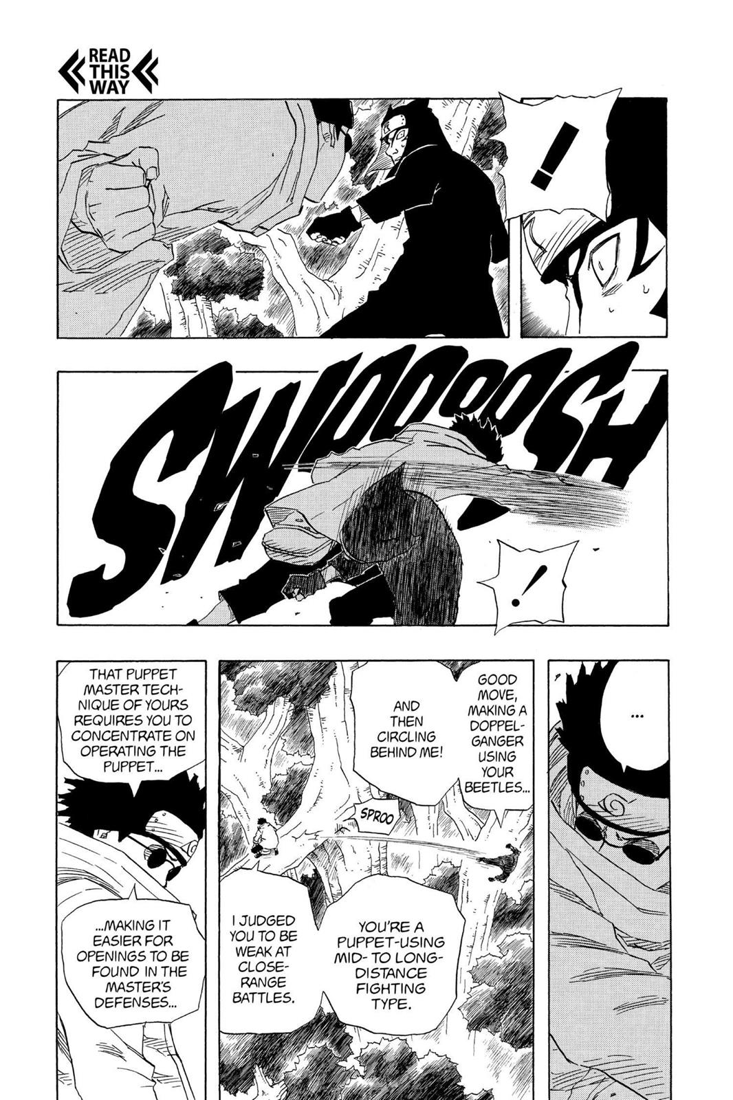 Naruto, Chapter 126 image 005
