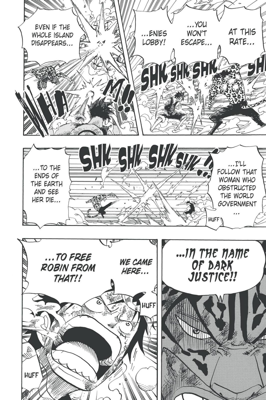 One Piece, Chapter 426 image 017
