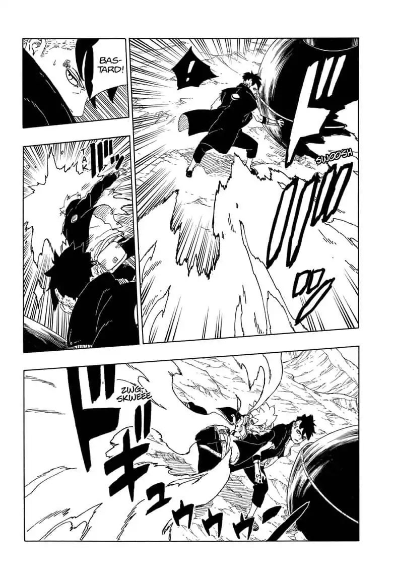 Boruto Manga, Chapter 40 image 014