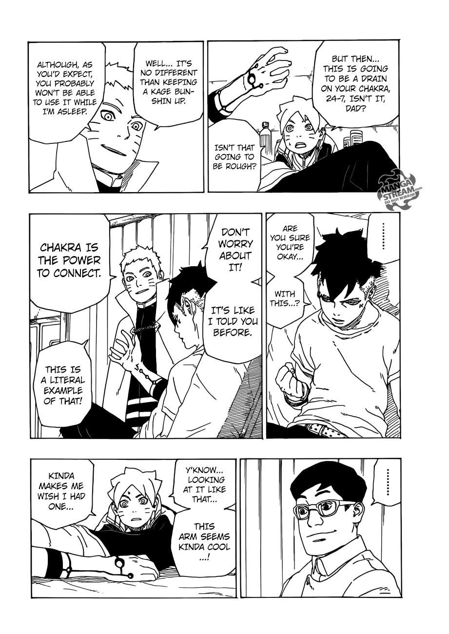 Boruto Manga, Chapter 34 image 013