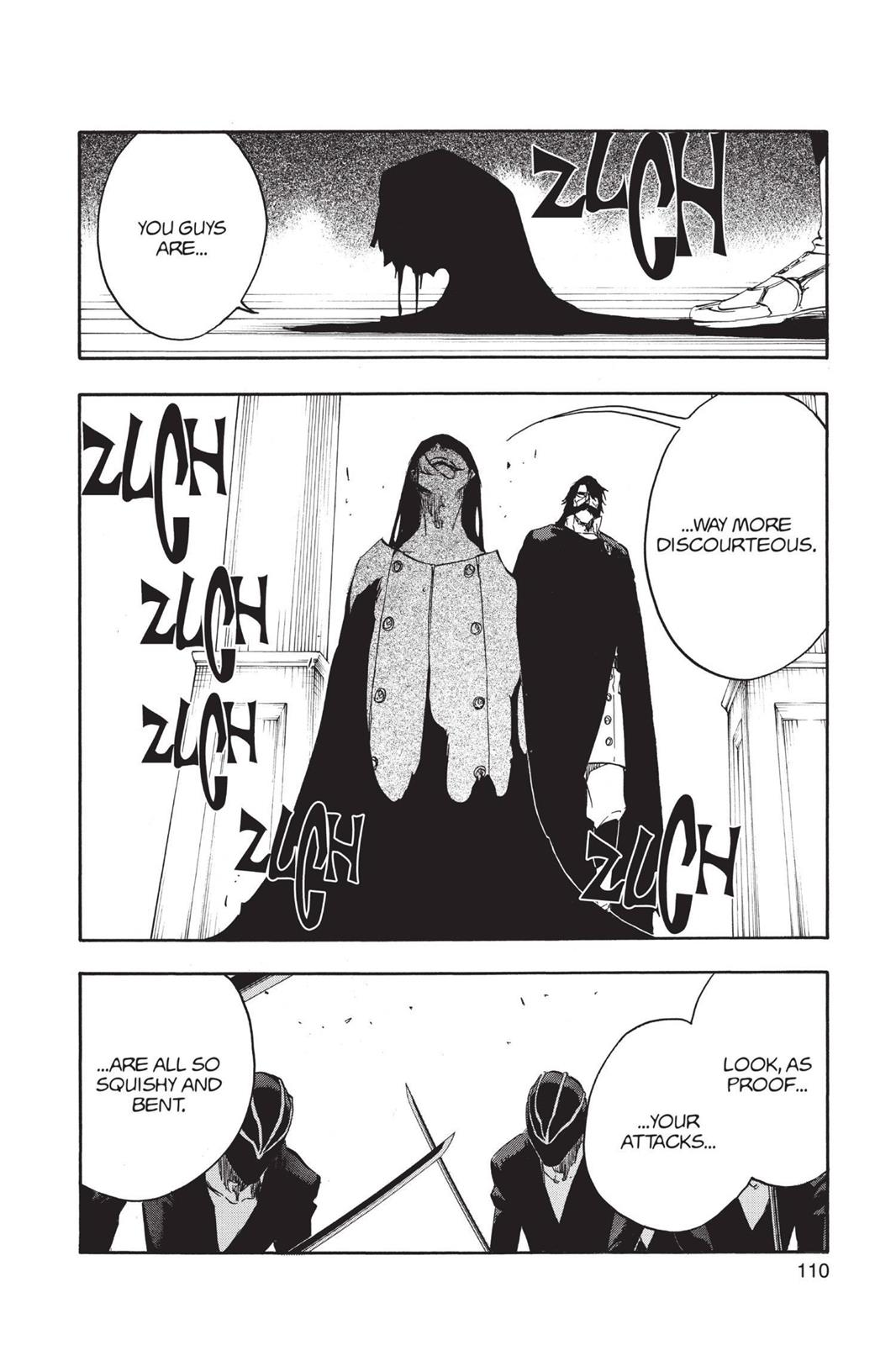 Bleach, Chapter 597 image 013