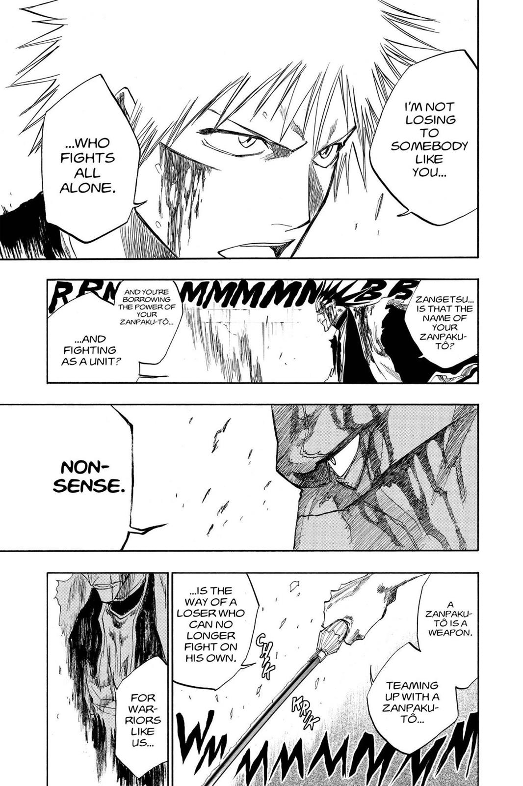 Bleach, Chapter 113 image 011