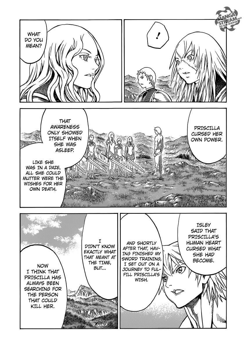 Claymore, Chapter 152 image 009