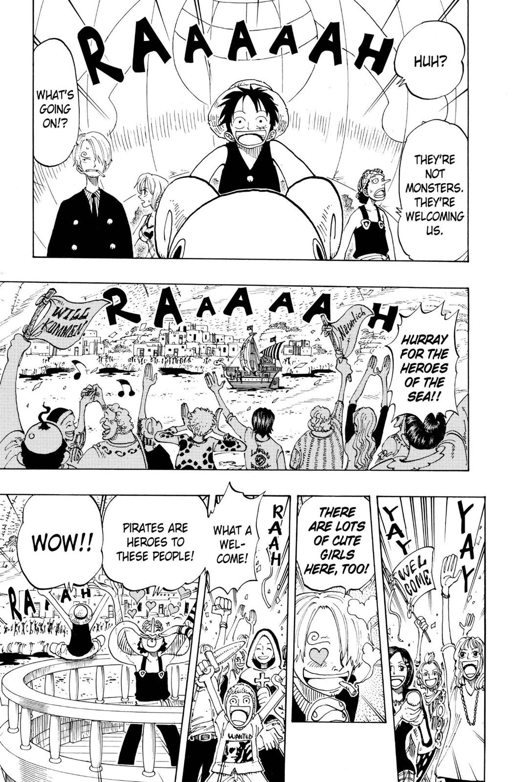 One Piece, Chapter 106 image 017