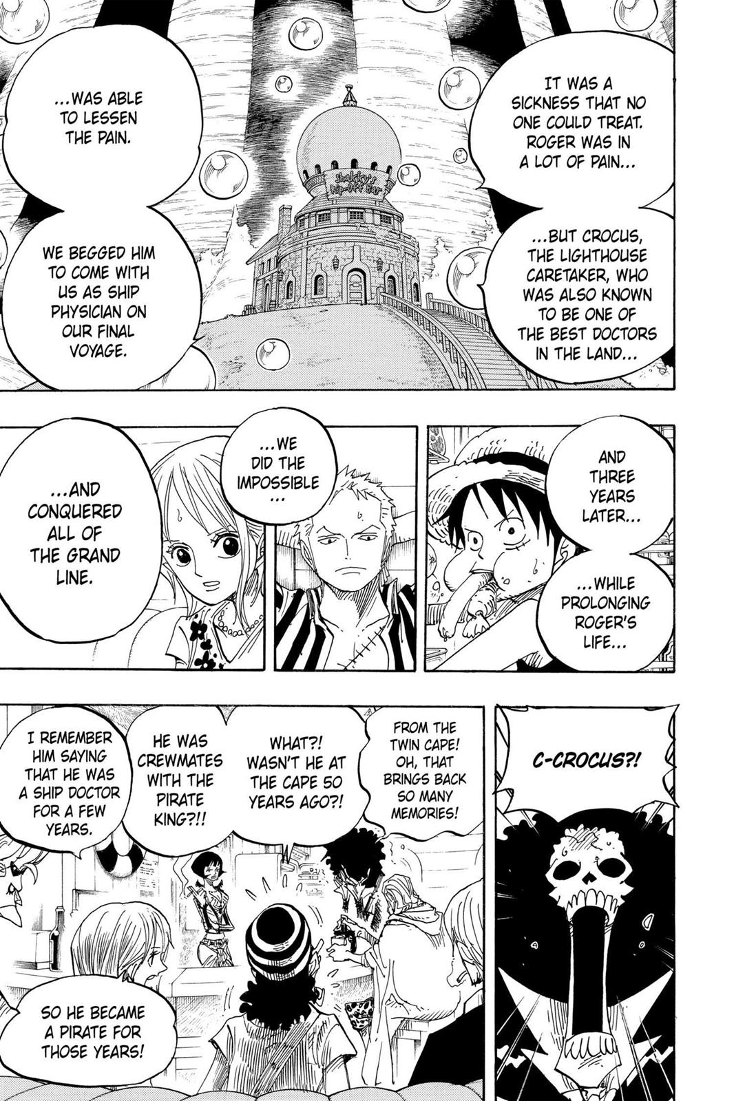 One Piece, Chapter 506 image 011