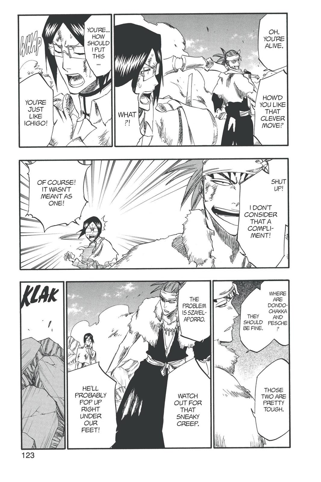 Bleach, Chapter 292 image 016