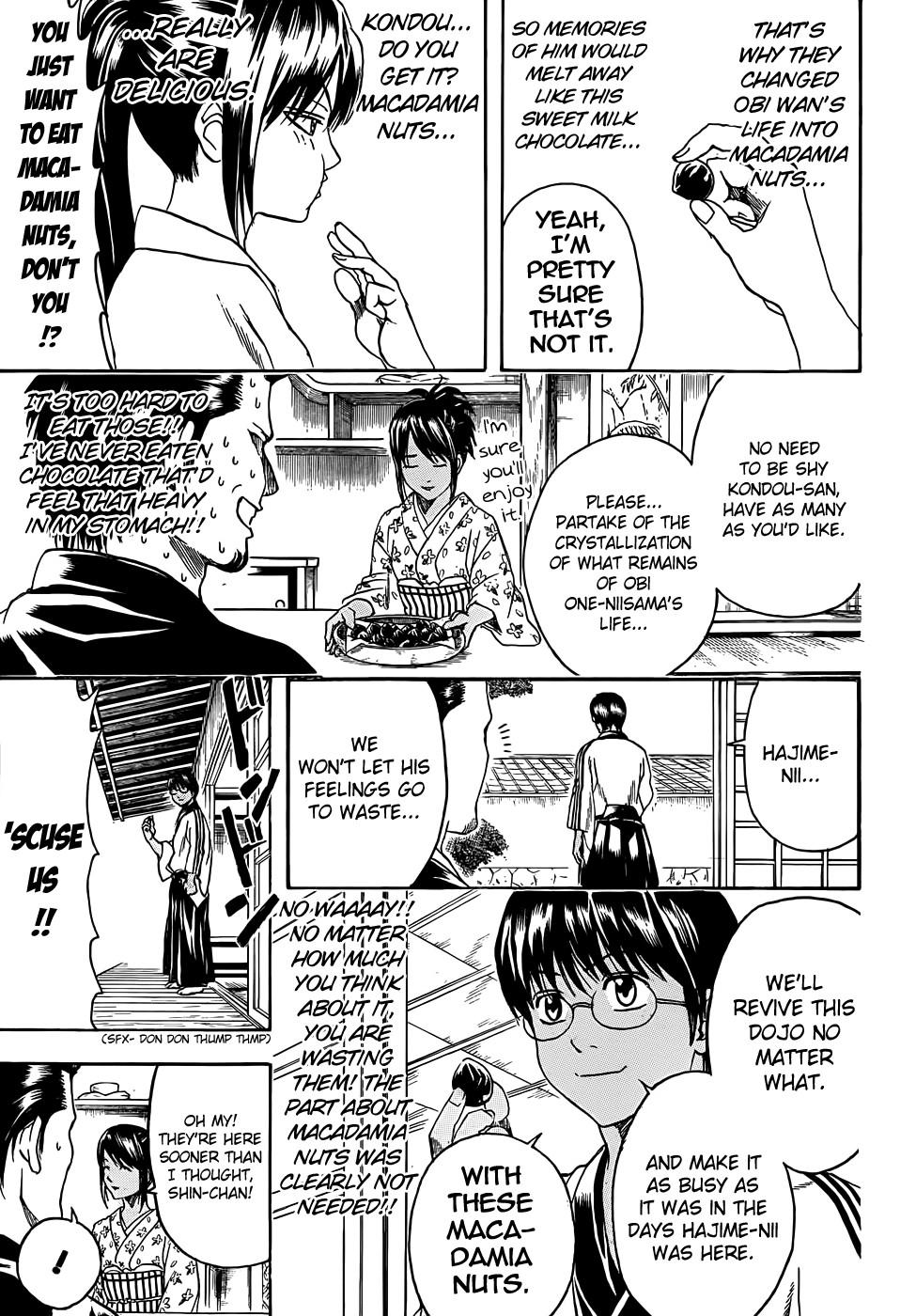Gintama Chapter, 410 image 009