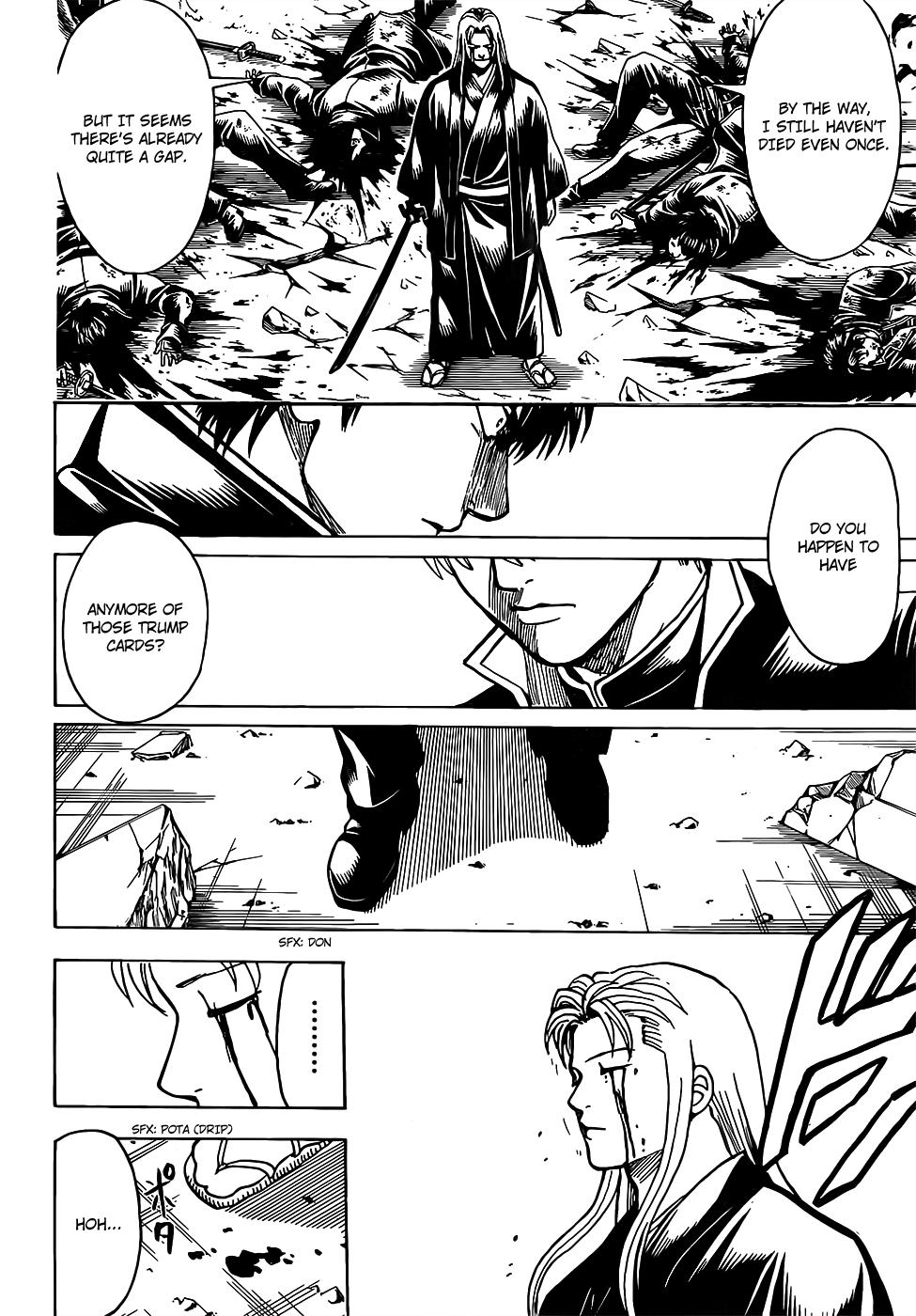 Gintama Chapter, 660 image 018