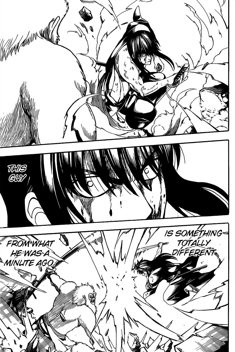 Gintama Chapter, 564 image 003