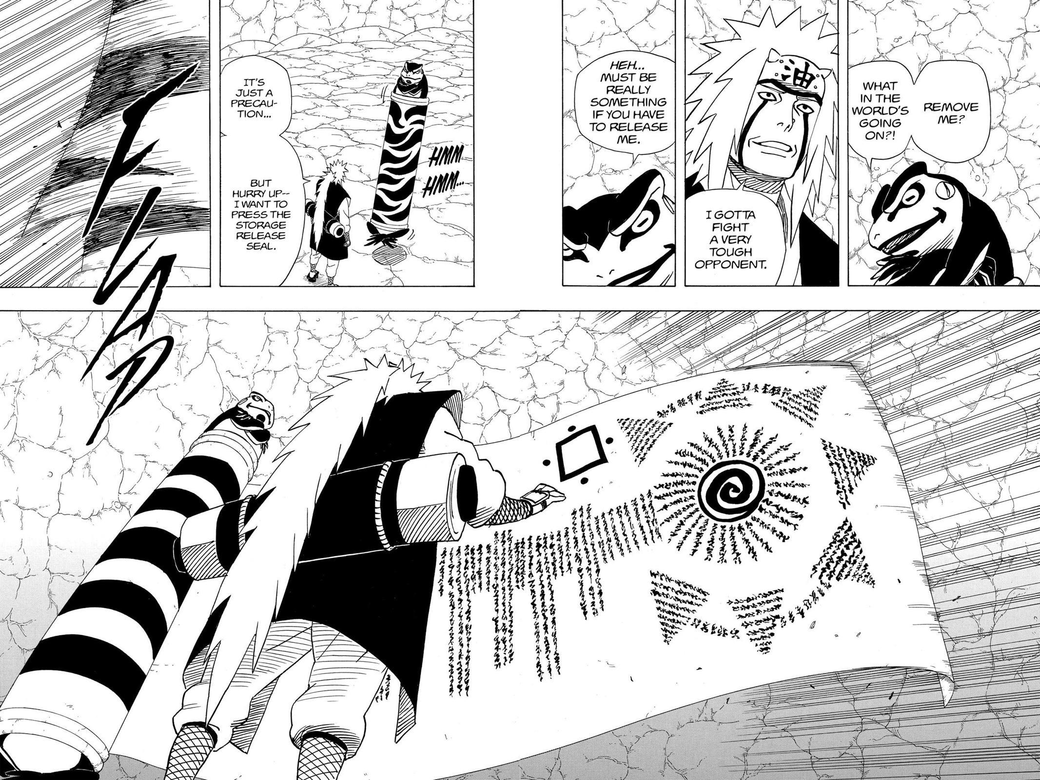 Naruto, Chapter 370 image 015