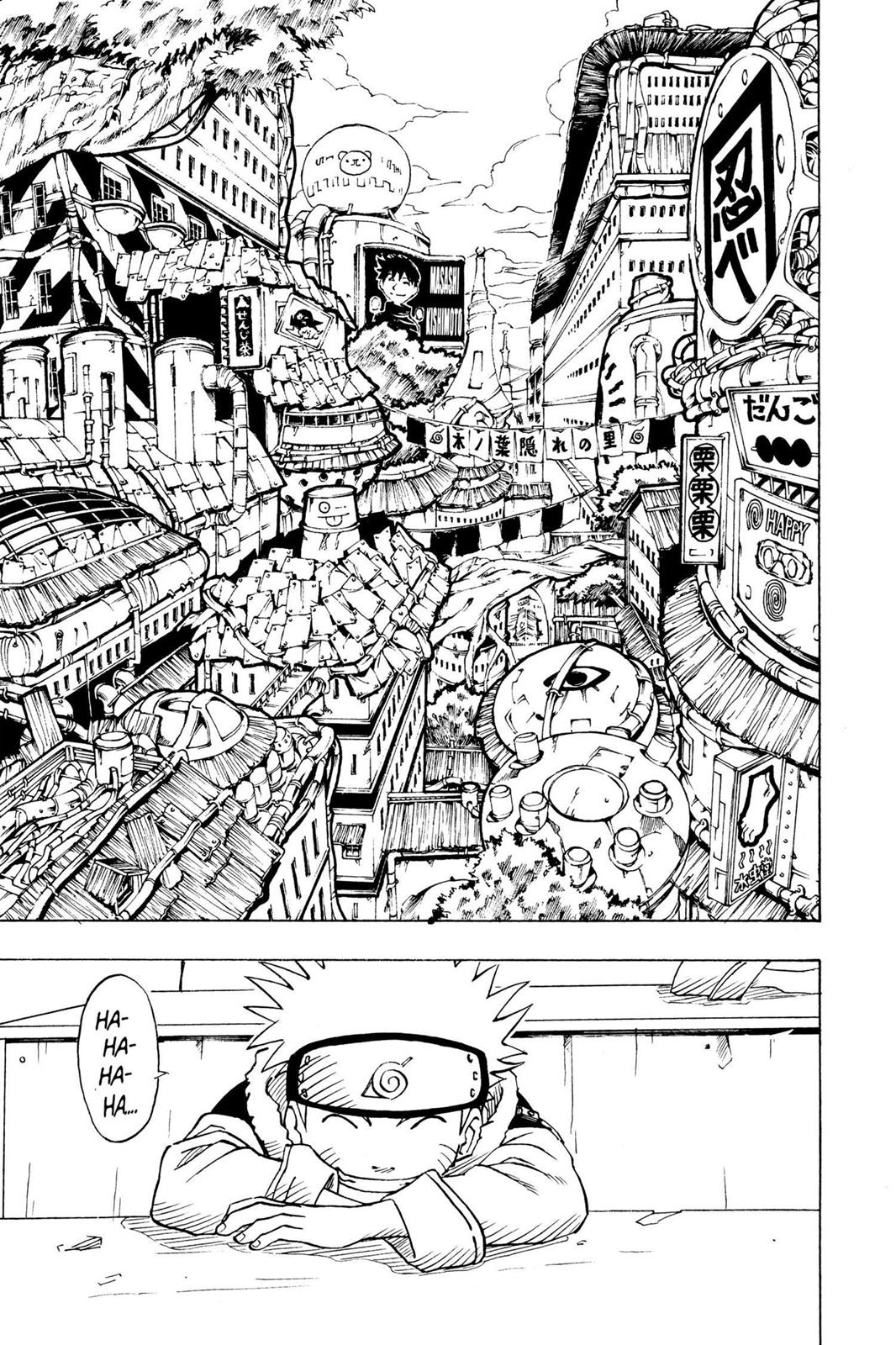 Naruto, Chapter 3 image 003