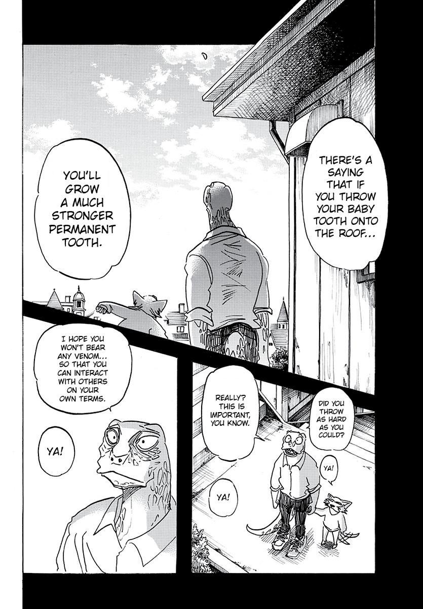Beastars Manga, Chapter 176 image 014