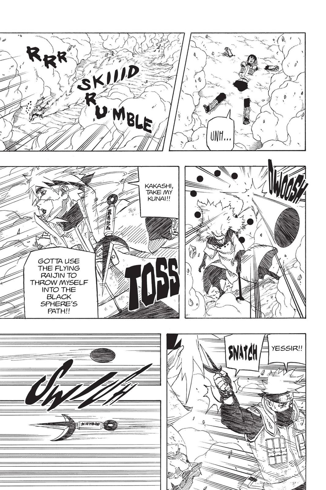 Naruto, Chapter 667 image 013