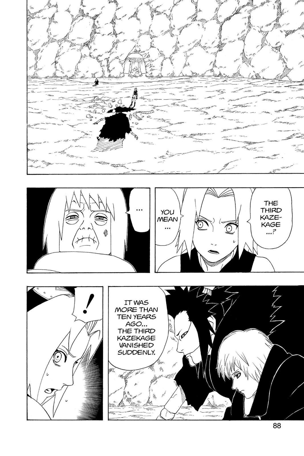 Naruto, Chapter 267 image 002