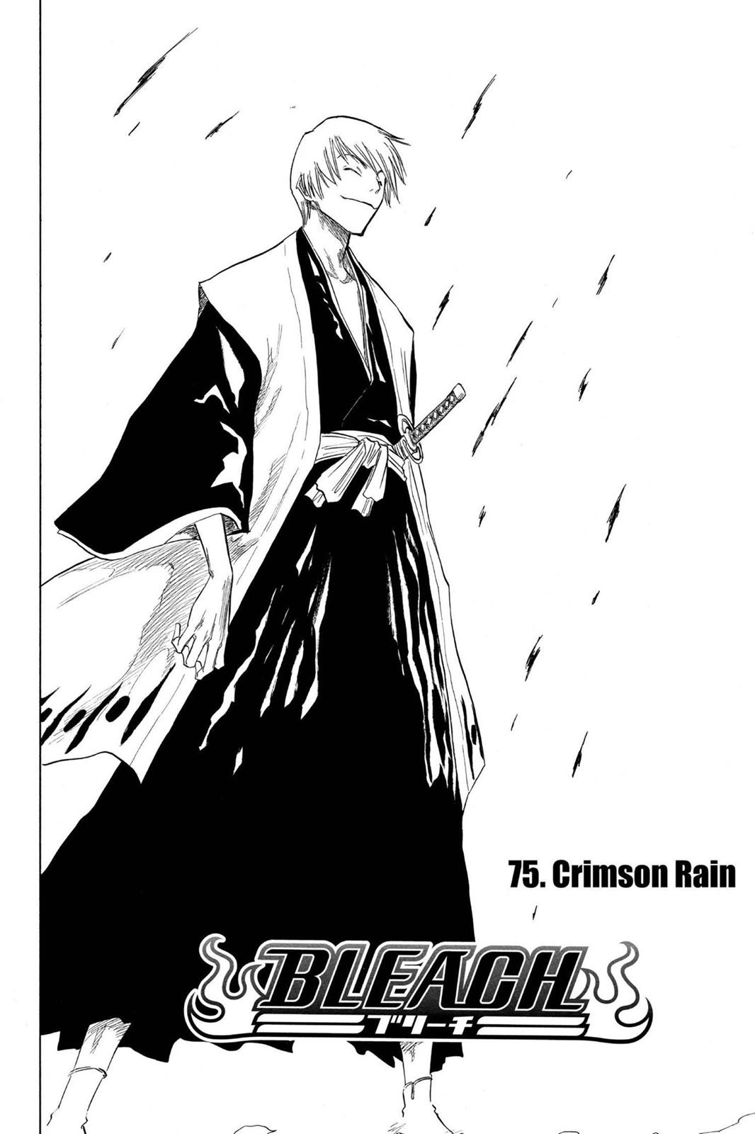 Bleach, Chapter 75 image 004