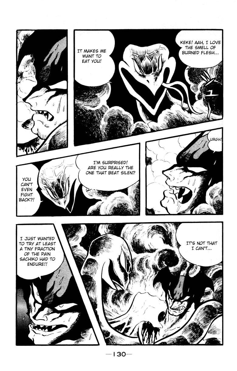 Devilman, Chapter 3 image 127