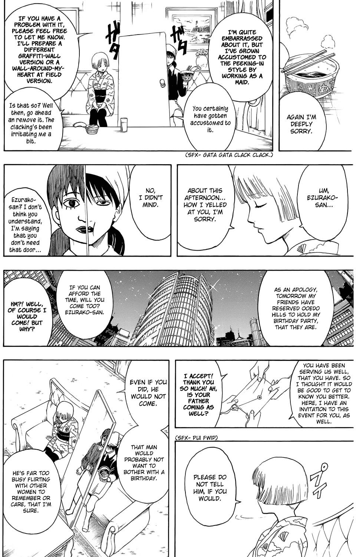 Gintama Chapter, 329 image 018