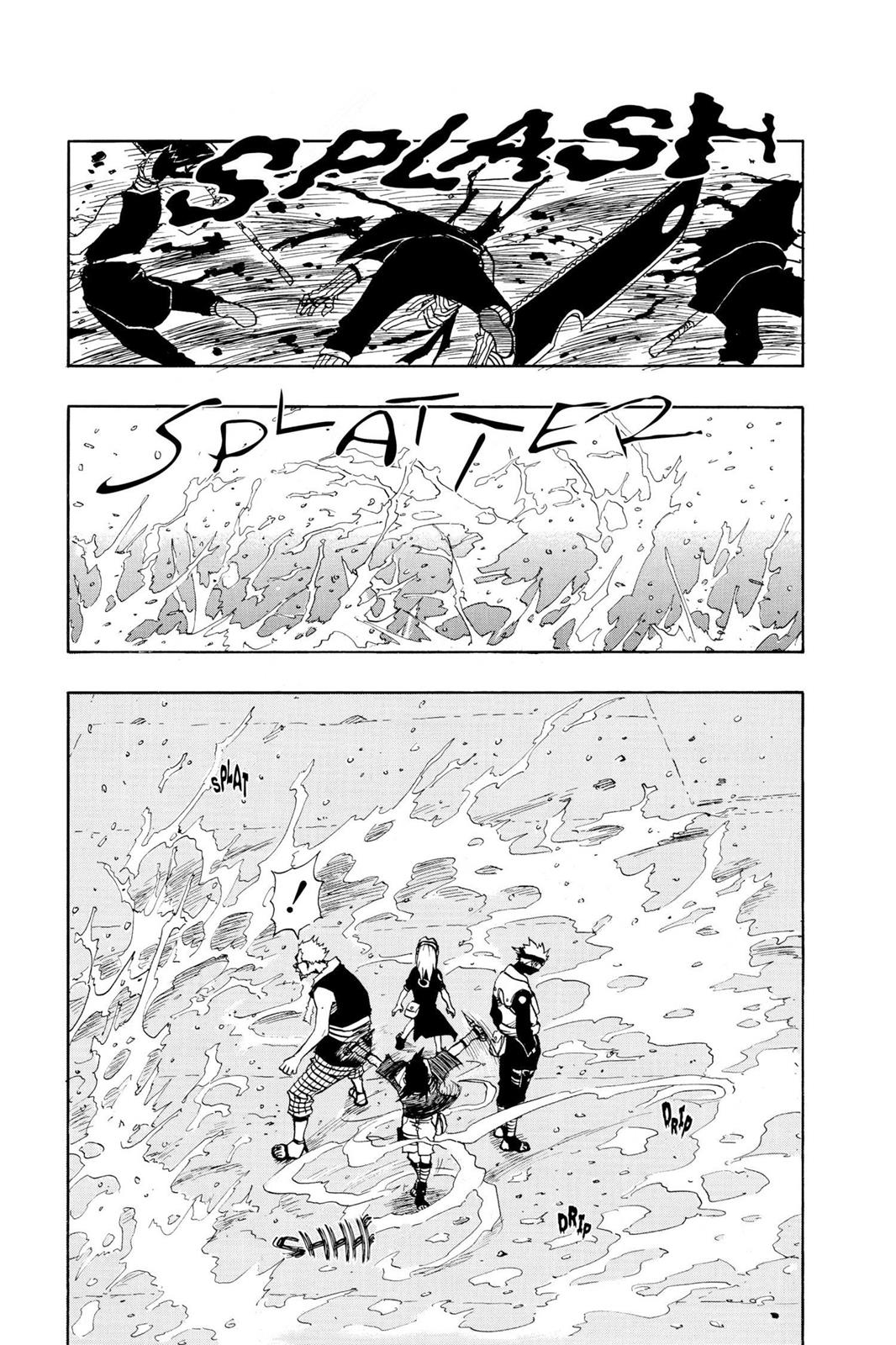 Naruto, Chapter 22 image 017