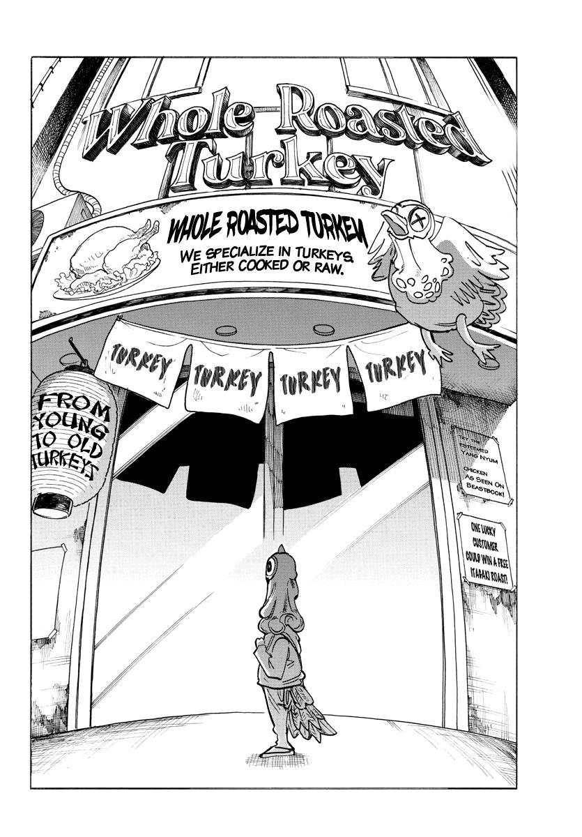 Beastars Manga, Chapter 190 image 004