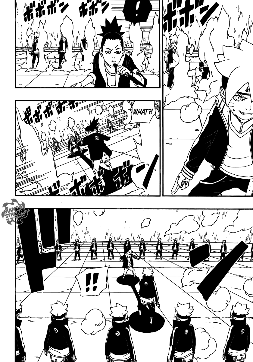 Boruto Manga, Chapter 4 image 043