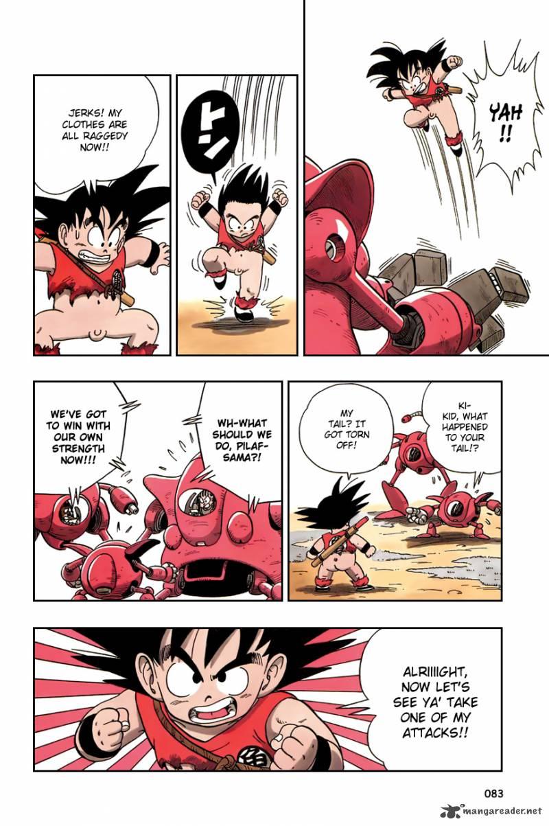 Dragon Ball, Chapter 110 image 010