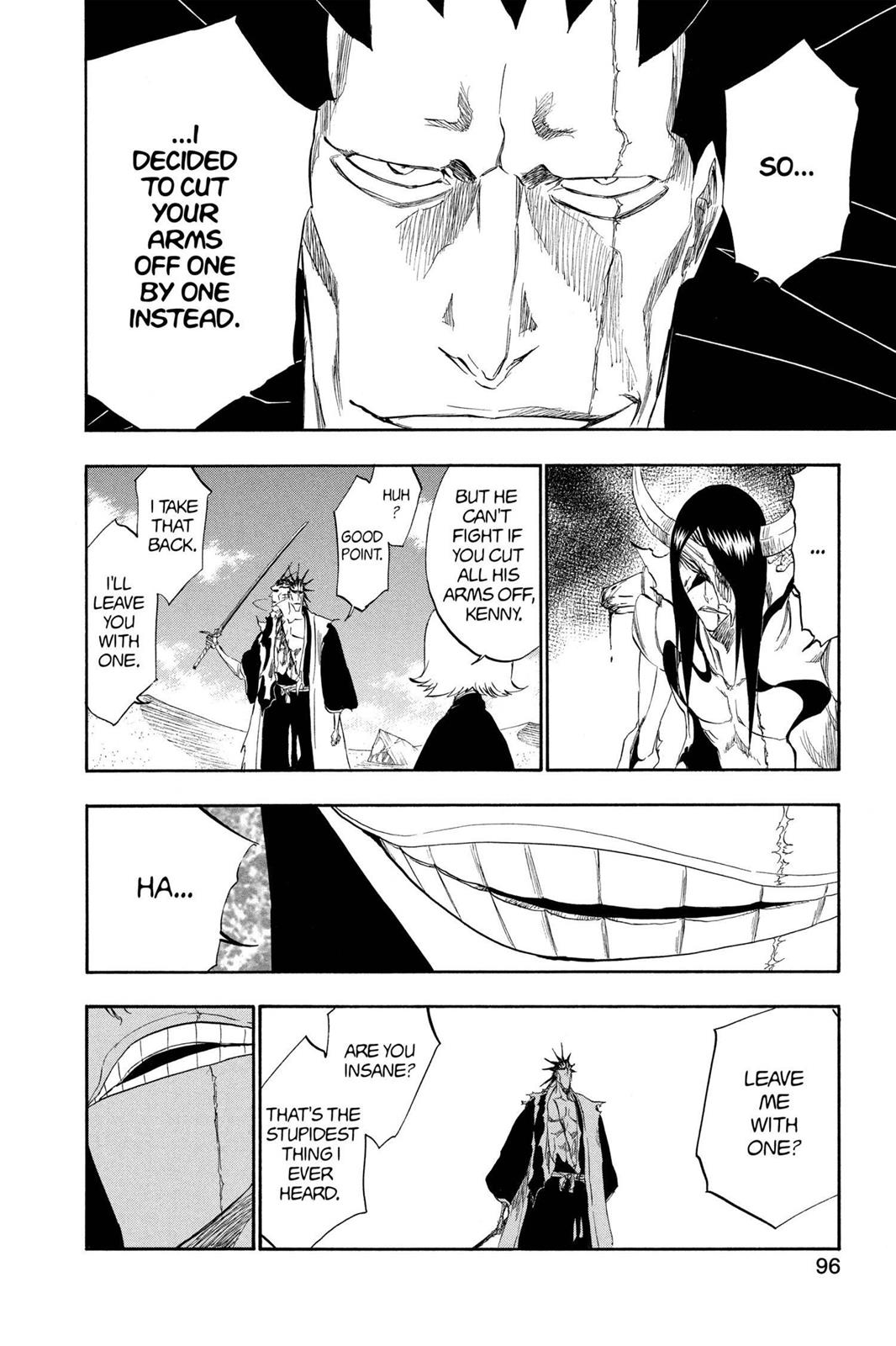 Bleach, Chapter 310 image 012